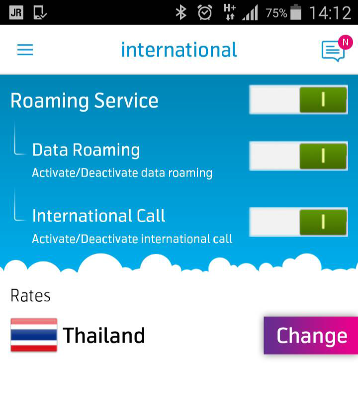 Download free software Activate Globe Roaming - Coffee House